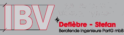 IBV Defièbre - Stefan • Beratende Ingenieure PartG mbB